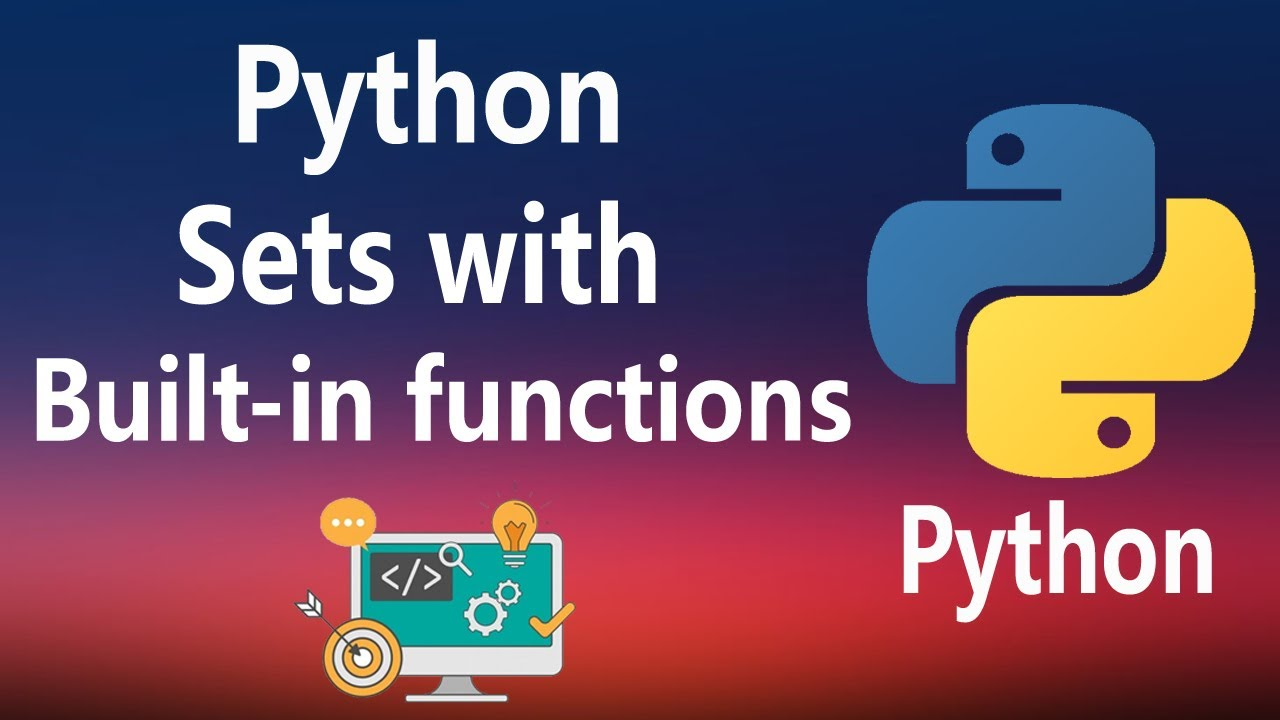 How to Create and Use Sets in Python