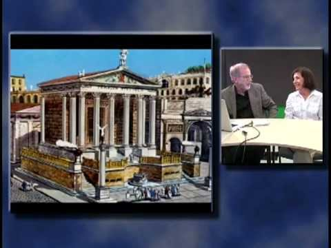 Alan's Italy Show # 28 - The Roman Forum with Professor Eve D'Ambra