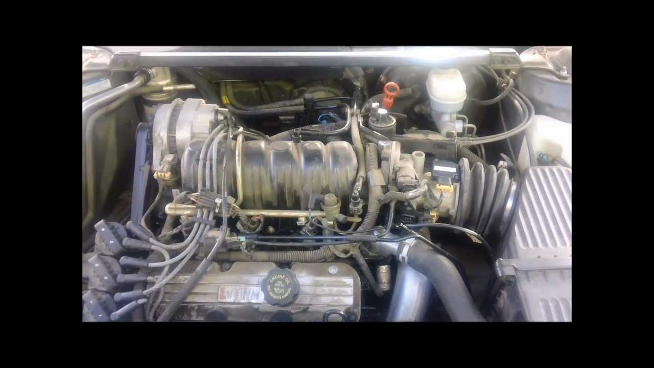 1997 Buick Lesabre >> Where is the Throttle Position Sensor (TPS) in a 1997 Buick LeSabre? - YouTube