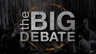 The Big Debate, 17 March 2019