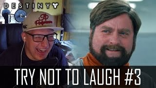 "Destiny ""TRY NOT TO LAUGH CHALLENGE #3"" - Sylok, Der Vernarbte! (German/Deutsch) [HD+]"