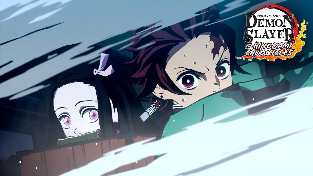 Demon Slayer -Kimetsu no Yaiba- The Hinokami Chronicles | Tráiler de lanzamiento