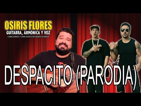 DESPACITO - PARODIA