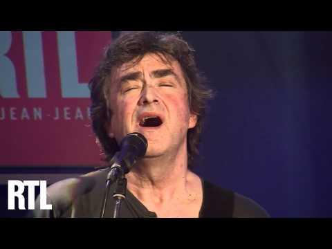 Jean-Louis Murat - Si je devais manquer de toi en live dans le Grand Studio RTL - RTL - RTL
