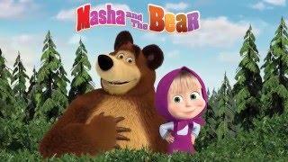 Мультфільм Маша і Ведмідь всі персонажі під пісня 2016! Cartoon Masha and Bear all charcters new song!