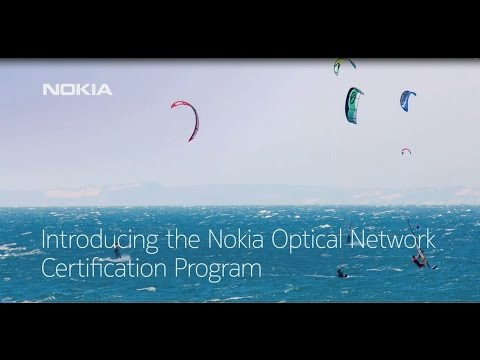 Nokia Optical Network Certification Program
