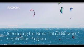 Nokia Optical Network Certification Program