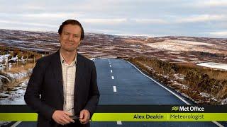 Saturday Scotland forecast 13/02/21