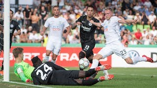 ULM - Eintracht Frankfurt 2:1 (ANALYSE)