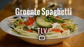 Groente Spaghetti
