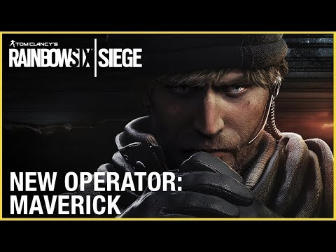 Rainbow Six Siege: Operation Grim Sky - Maverick  Trailer  Ubisoft NA