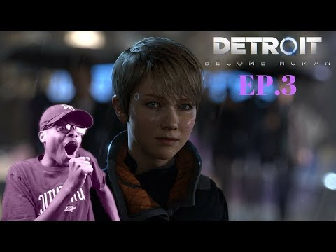 TAKING OVER THE WORLD?! | ImDontai Plays Detroit Become Human | EP.3