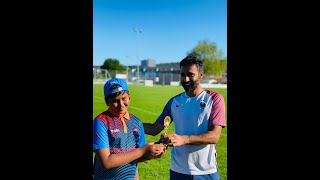 Post Match Review with Ankush By Sam the Reporter, Sam News