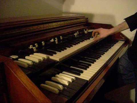 Hammond C3 Beast sound (Jon Lord - Deep Purple)