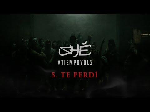 5. SHÉ - Te perdí (Audio / Letra) #TIEMPOVOL2