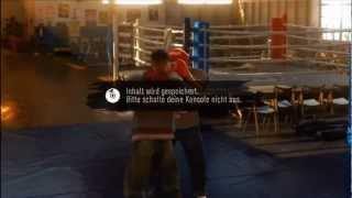 KINECT Gameplay  Fighters Uncaged