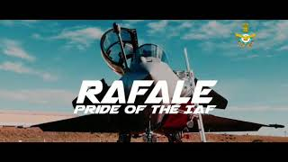 #RafaleInduction Formal induction of #Rafale ac into IAF. Glimpses of the Rafale in action with IAF.