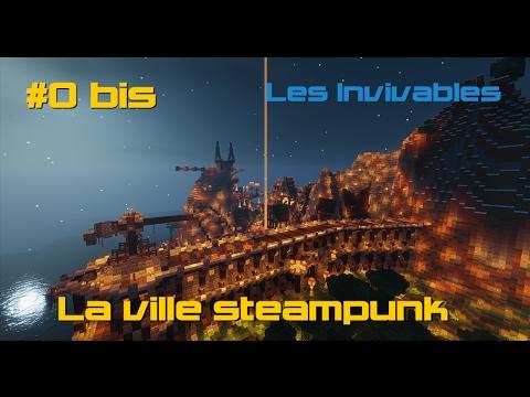La Ville Steampunk Minecraft Serveur Uhc Les Invivables Episode 0 Bis