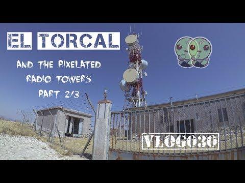 Secret Radio Towers, El Torcal, Part 2/3 - VLOG030 [4K]
