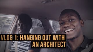 VLOG 1: Hanging out with a Tanzanian Architect - LUIARTS