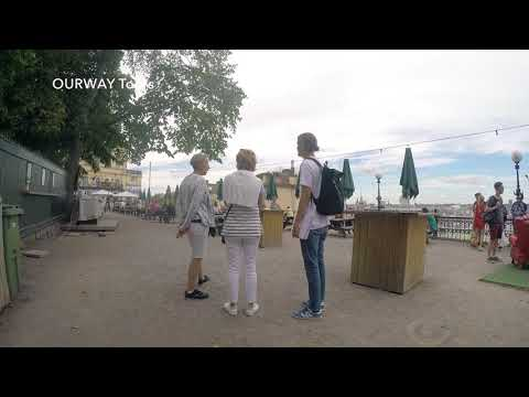 Hipster Island Walking tour of Södermalm, Stockholm