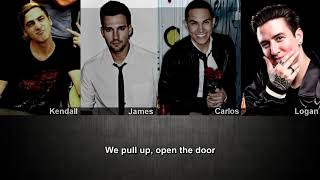 City is Ours - Big Time Rush (With Lyrics)