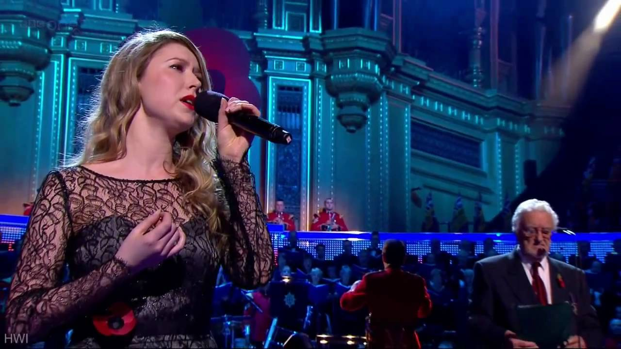 For The Fallen - Hayley Westenra - Festival of Remembrance 2010 (HD)