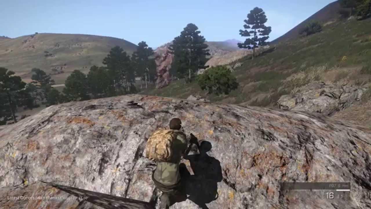 epoch mod arma 3 construct  giant rock monster