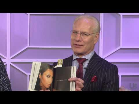 Tim Gunn reviews Kim Kardashian's Book Selfish: I feel like my IQ is plummeting