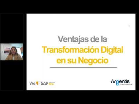 CARES | Ventajas de la Transformación Digital en su Negocio