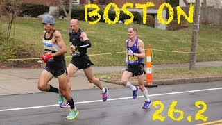 Sage Canaday: Training For An Otq | Episode 19:  Boston Marathon Race Recap