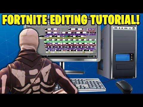 How Nicks Really Edits His Fortnite Videos! (Sony Vegas Tutorials)