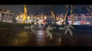 온라인공수도대회-울산진무체육관 여자초등부단체카타 - 김…