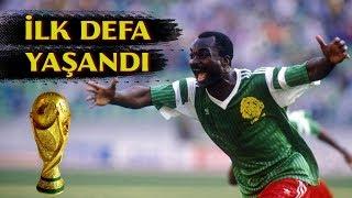 Dünya Kupası Tarihinde Öyle Bir An Yaşandı Ki (Futbol)
