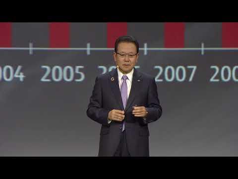 Fujitsu Forum 2017 Opening Keynote - Digital Co-Creation