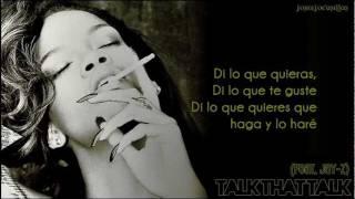 Rihanna - Talk That Talk (Feat. Jay-Z) (Traducción al Español)