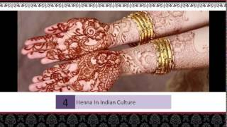 Importance Of Mehndi In Indian Culture
