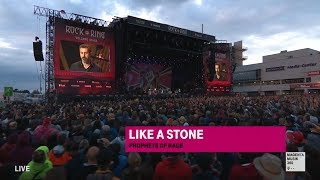 Prophets Of Rage - Like a Stone (ft. Serj Tankian)