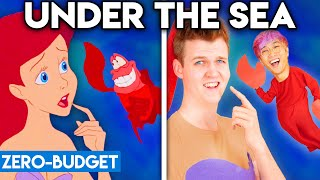 Baixar LITTLE MERMAID WITH ZERO BUDGET! (Under The Sea PARODY)