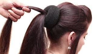 Amazing hairstyle for Party or Wedding    hair style girl    Beautiful Hairstyles Compilation 2018