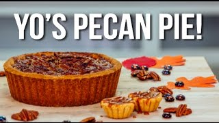 How To Make An Ooey Gooey PECAN PIE! Just In Time For THANKSGIVING!