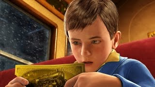 The Polar Express All Cutscenes | Full Game Movie (PS2, PC, Gamecube)