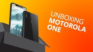 Motorola One [Unboxing]