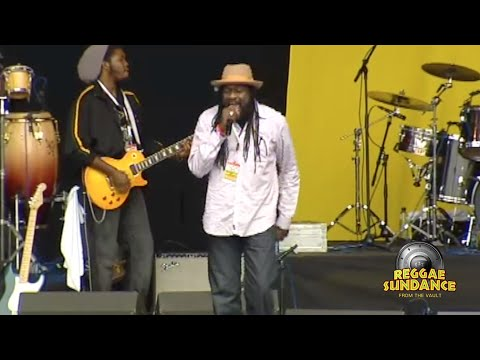 Jimmy & Tarrus Riley at Reggae Sundance 2008