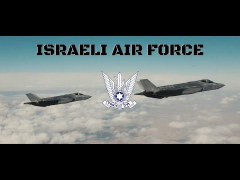 חיל האוויר בפעולה | ALPHA - Israeli Air Force In Action | HD