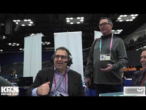 Allen's Page - Adam Caplan joins PA at the NFL Combine [VIDEO]