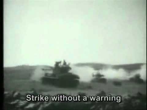 Sabaton - Counterstrike (Six Day War 1967 IDF Tribute with subtitles)