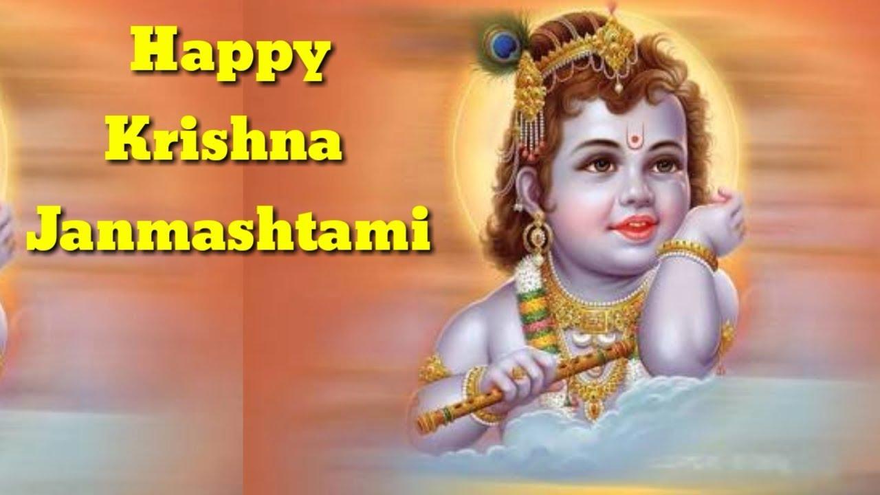 Krishna Janmashtami whatsapp status 2018 | # ...