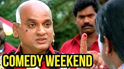 Comedy Weekend - Back 2 Back Telugu Super Hit Hilarious Comedy Scenes