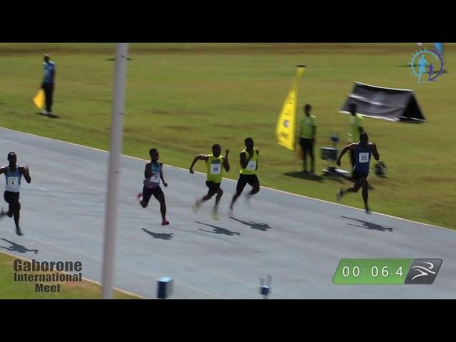 Men 100m Final D Promotional
